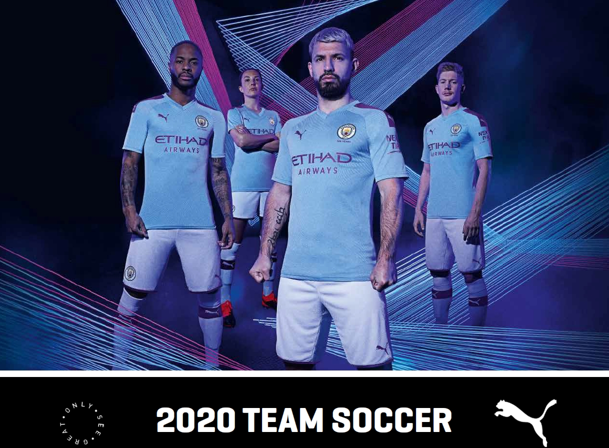 Puma Teamsport 2020